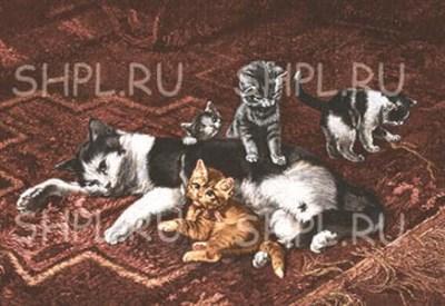"""Открытка """"Счастливая семья"""" - фото 4694"""